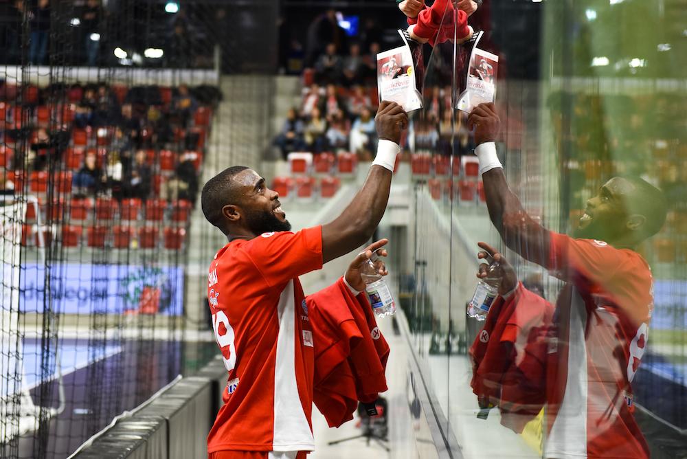 Die Tunesier gewinnen das Startspiel des 47. Yellow Cup mit 31:28