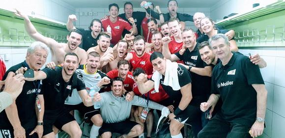 «Das bedeutet mir sehr viel» – die Schweiz qualifiziert sich für die EHF EURO 2020