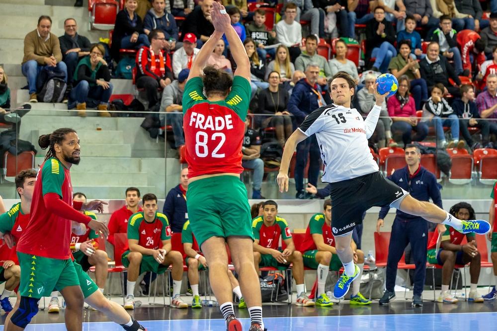 Sieg gegen Portugal – die Schweiz spielt um den Turniersieg