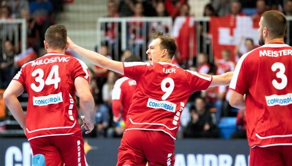 Zwei Länderspiele der Männer gegen Tschechien Ende Oktober in Aarau
