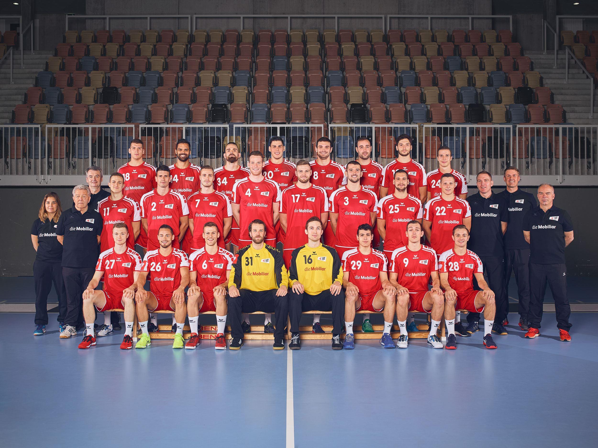 Schweizer Kader für den Start in die EM-Saison in Aarau