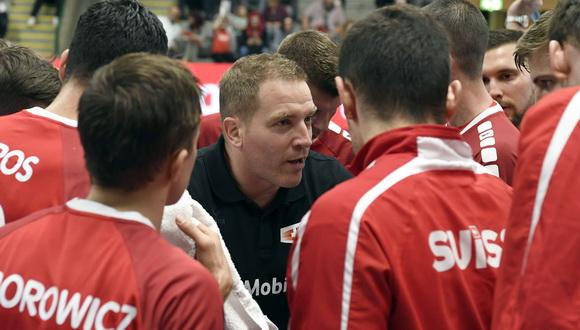 Vertragsverlängerung: Nationaltrainer Michael Suter bleibt bis 2024