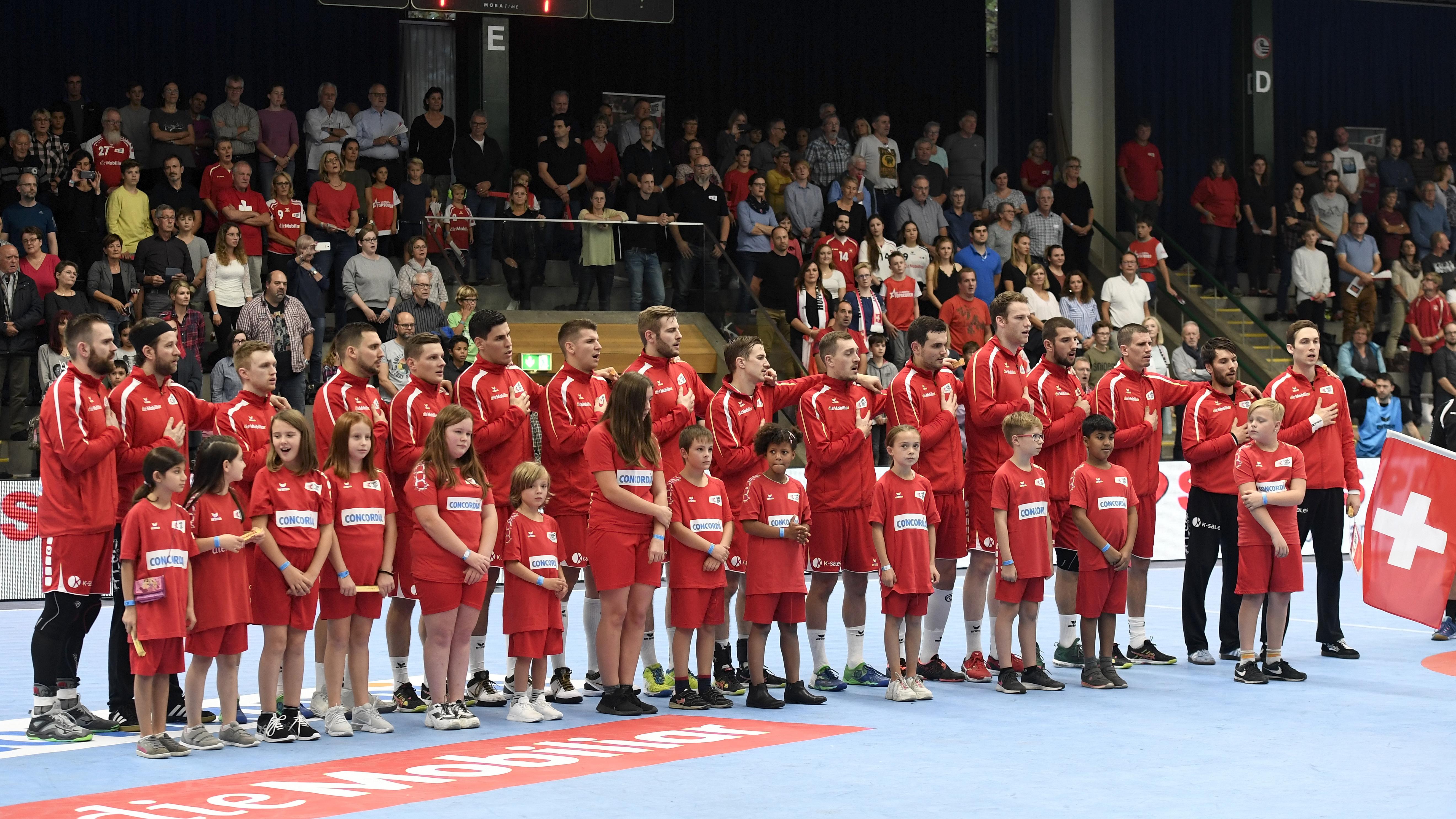 Schweizer Nationalmannschafts-Aufgebot für Yellow Cup und EM-Vorbereitung
