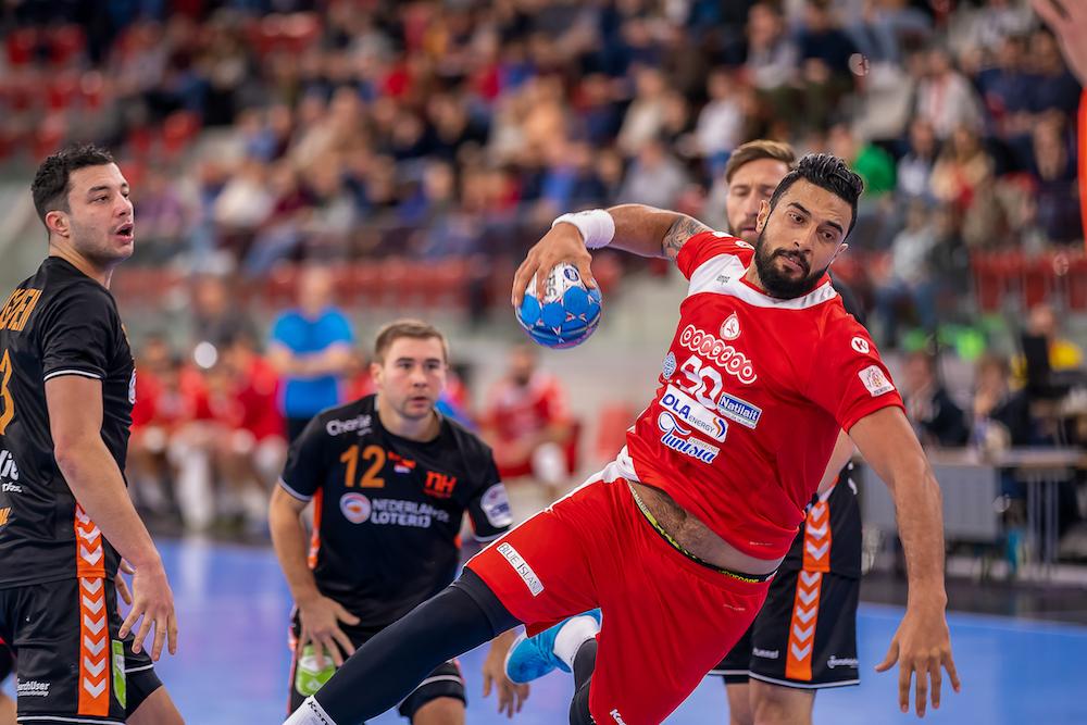 Tunesien gewinnt knapp gegen Holland mit 30:29