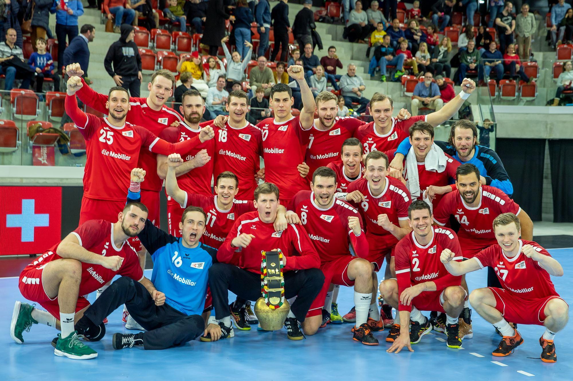 Die Schweiz besiegt Holland und gewinnt den 48. Yellow Cup